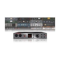 Antelope Audio Discrete 4 Microphone Preamp Interface (With Basic FX Collection)