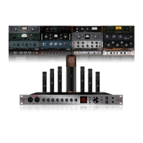 Antelope Audio Discrete 8 + Edge & Verge Microphones Bundle