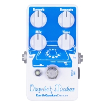 EarthQuaker Devices Dispatch Master Digital Delay & Reverb Pedal