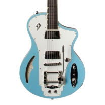 Duesenberg Julia Narvik Electric Guitar in Blue