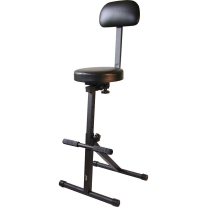 Odyssey DJCHAIR Adjustable DJ Chair