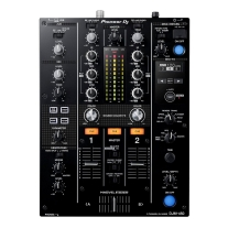 Pioneer DJ DJM-450 - 2-Channel DJ Mixer with FX