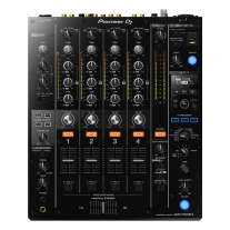 Pioneer DJ DJM-750MK2 4-Channel Professional DJ Club Mixer with USB Soundcard