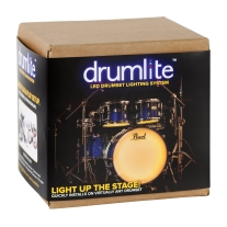 Drumlite DLK2S Single LED Band Lighting Kit for Drums