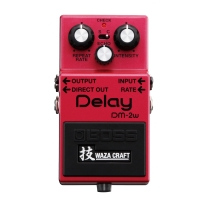 Boss DM-2W Waza Craft Special Edition Delay Pedal