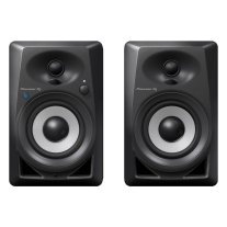 "Pioneer DJ DM-40BT Bluetooth, Active 4"" Desktop Monitor Speakers (Black)"