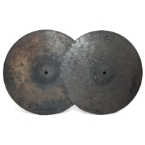 Dream Cymbals DMHH14 Dark Matter Series Hi Hat - 14