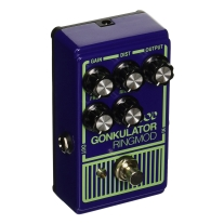 DOD Gonkulator EQ Ring Modulator Effects Pedal