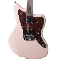 G&L Doheny Electric Guitar in Shell Pink with Case
