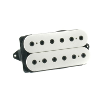 DiMarzio DP215F F Spaced Evo 2 Bridge Position Humbucker Pick Up in White