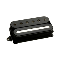 DiMarzio DP228F Crunch Lab Humbucker F Spaced Bridge Position in Black
