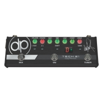 Tech 21 dUg Pinnick DP-3X Signature Pedal - Pre-Amp for Bass