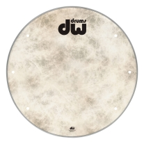 "Drum Workshop 23"" Fiberskyn Bass Drum Head"