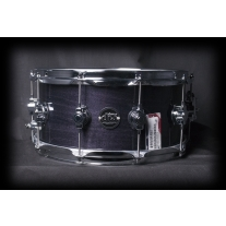 Drum Workshop Performance Series 14x6.5 Snare Drum in Lacquer Ebony Stain