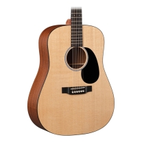 Martin DRS2 Road Series Dreadnought Acoustic-Electric Guitar in Natural