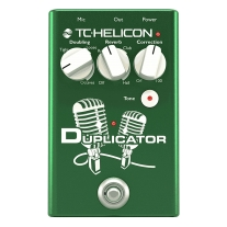 TC Helicon Duplicator Vocal Effects Stompbox