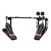 DW 5000-Series Double Bass Drum Pedal - Single Chain