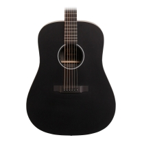 Martin DXAE X Series Dreadnought Acoustic-Electric Guitar - Black