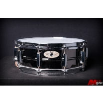 Used Pearl Sensitone Elite 5x14 Brass Snare Drum -Near Mint-