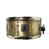 Dark Horse Percussion 6.5x14 Bell Brass Snare Drum
