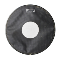 "Aquarian 13"" Power House Black Kevlar Drumhead"