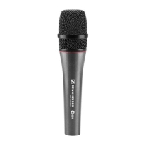 Sennheiser E865 Handheld Condenser Microphone