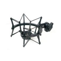 Neumann EA4 Shock Mount for TLM102 Microphone in Black (Factory Repack)