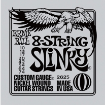 Ernie Ball Electric Guitar 8-String Set