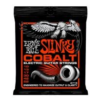 Ernie Ball 2715 Slinky Cobalt Electric Guitar Strings - Skinny Top Heavy Bottom