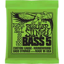 Ernie Ball 2824 Regular Slinky 5-String Bass Strings