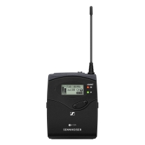Sennheiser EK 100 G4 Wireless Camera-Mount Receiver G: (566 to 608 MHz)