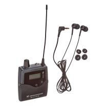 Sennheiser EK 300 IEM G3 (A) Wireless Bodypack Receiver