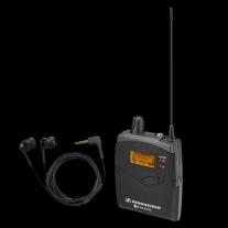 Sennheiser EK 300 IEM G3 In-Ear Wireless Receiver Band G
