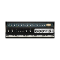 Waves Electric 88 Piano Virtual Instrument