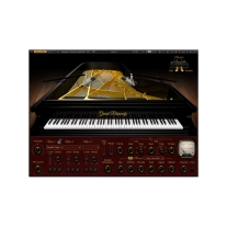 Waves Grand Rhapsody Piano Virtual Instrument