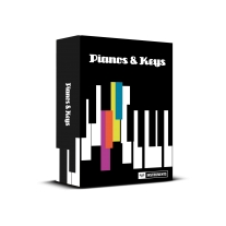 Waves Piano & Keys Virtual Instrument Bundle