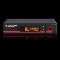 Sennheiser EM100G3 Wireless Audio Receiver- A Frequency