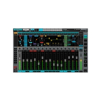 Waves eMotion LV1 Live Mixer with 64 Stereo Channels