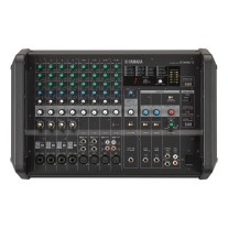Yamaha EMX5 12-Input Stereo Powered Mixer, DSP Effects