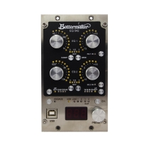 Bettermaker EQ542 500-Series Stereo Parametric Equalizer
