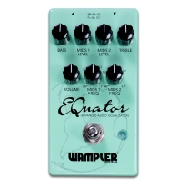 Wampler Pedals EQuator - Advanced Audio Equalizer