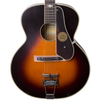 Epiphone ETD1VSNH1 Hollow-Body Electric Guitar, Vintage Sunburst