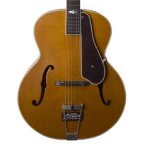 Epiphone Masterbuilt Century Deluxe F Hole Archtop