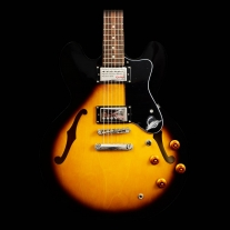 Epiphone DOT Guitar in Vintage Sunburst