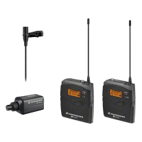 Sennheiser ew100ENGG3 Wireless Microphone Combo System - A1 (470-516 MHz)