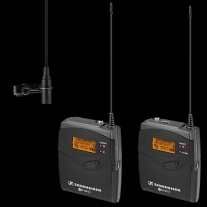 Sennheiser EW112PG3B Camera Mount Wireless Mic System