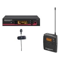 "Sennheiser EW122G3G EW122 G3 Wireless Lavalier ""G"" Frequency"