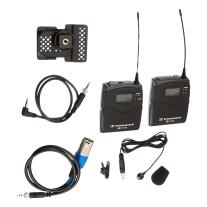 Sennheiser EW122PG3G Camera Mount Wireless Mic System