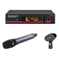 Sennheiser EW145 G3 Wireless Handheld Mic System with E845 Mic (Frequency A1)
