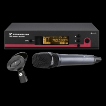 "Sennheiser EW145G3A Wireless Handheld System ""A"" Frequency"